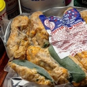 Hebert's Specialty Meats Stuffed Jalapenos